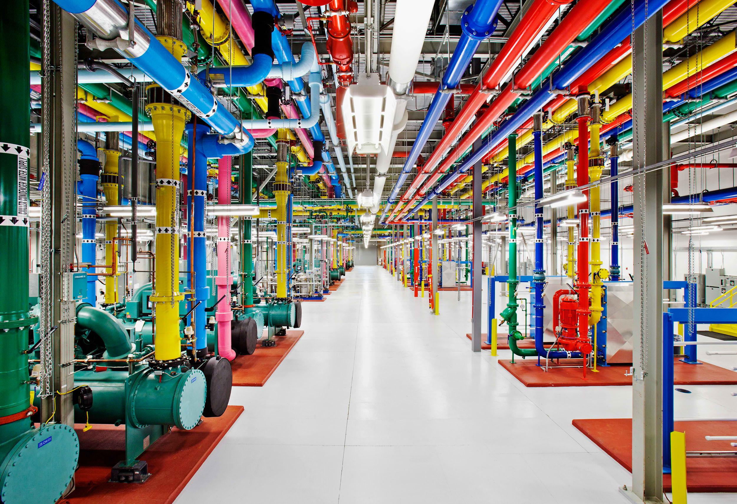 Noul centru de date al Google va fi foarte eco