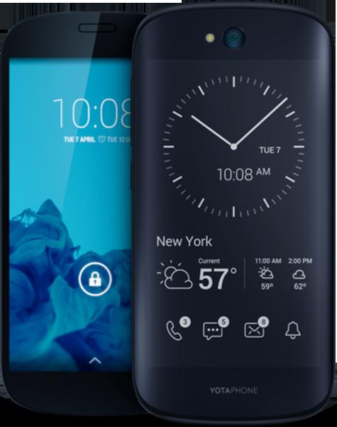 Nu exista intimitate in Rusia moderna si YotaPhone este un motiv