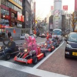 O cursa Mario Kart reala are loc pe strazile din Tokio