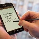 Patentul Samsung pentru un stylus care poate fi deblocat vocal