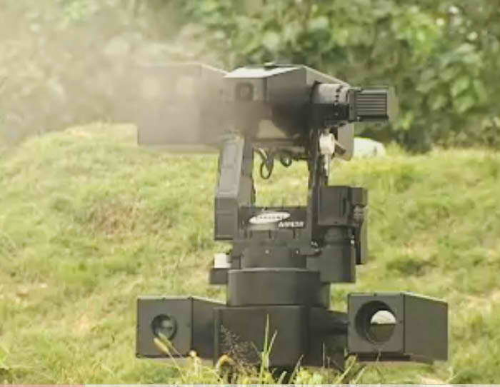 Robotul santinela Samsung SGR-A1 va pazi granita din Coreea de Sud