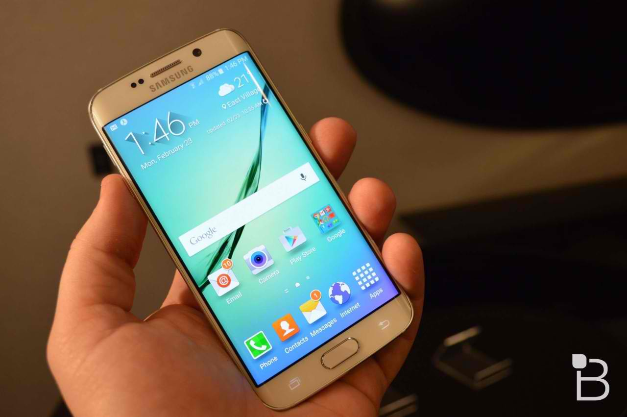 Samsung Galaxy S6 Edge Plus ar putea fi la nivel cu Galaxy Note 5