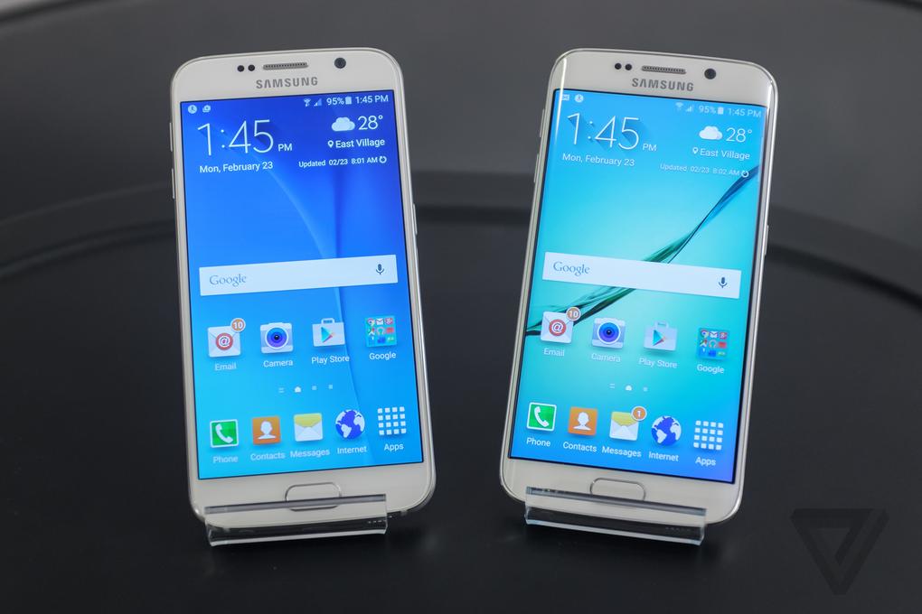 Samsung spune ca vanzarile Galaxy S6 se potrivesc cu previziunile companiei