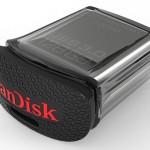 SanDisk prezinta cel mai mic stick USB 3.0 de 128GB