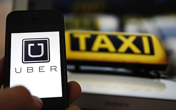 Uber are parte de probleme in Coreea de Sud
