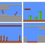 Un computer urmareste gameplay-uri Mario si creaza nivele de unul singur