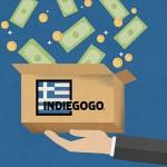 Un individ lanseaza o campanie de strangere de fonduri pentru Grecia