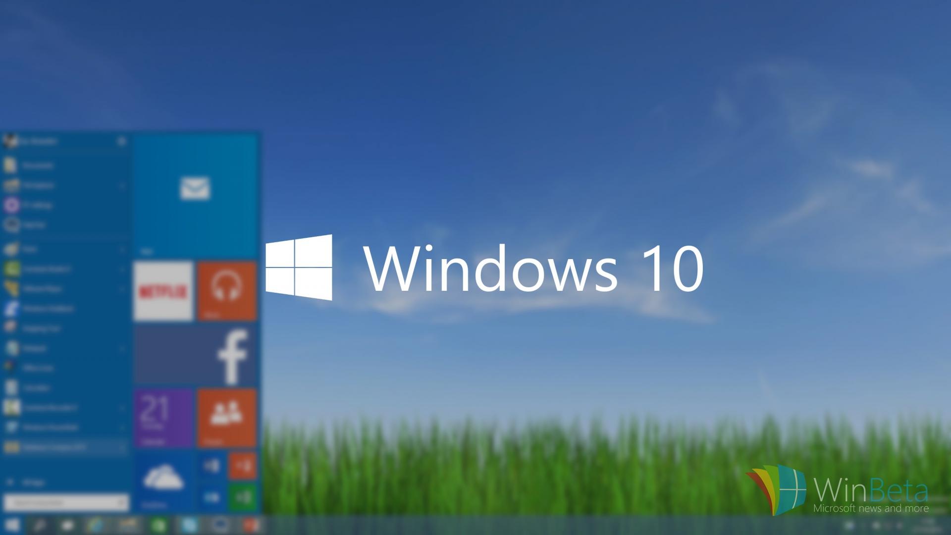 Windows 10 va fi lipsit de unele caracteristici