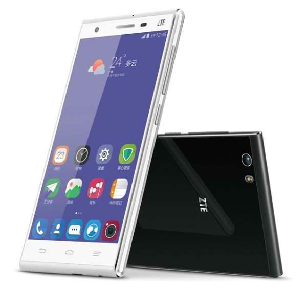 ZTE ar putea scoate primul smartphone din lume cu display 4K