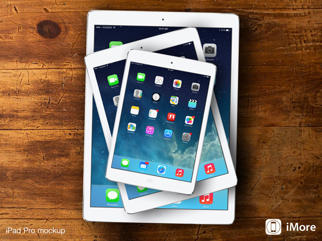 Apple este precauta cu tableta iPad Pro de 12,9 inch
