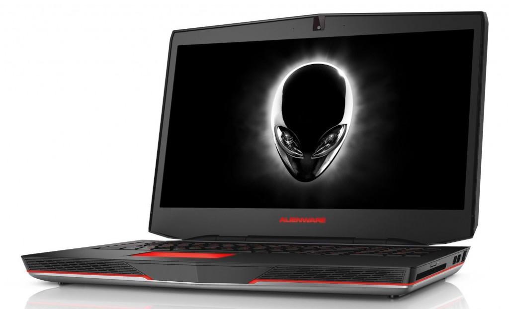 Cele mai bune laptopuri de gaming - Alienware 17