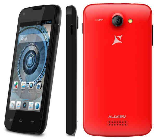 Cele mai mari reduceri la telefoane mobile si smartphone-uri - Allview A6 Quad