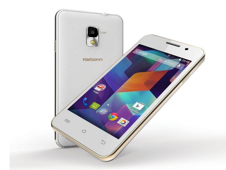 Cele mai mari reduceri la telefoane mobile si smartphone-uri - Karbonn A5s