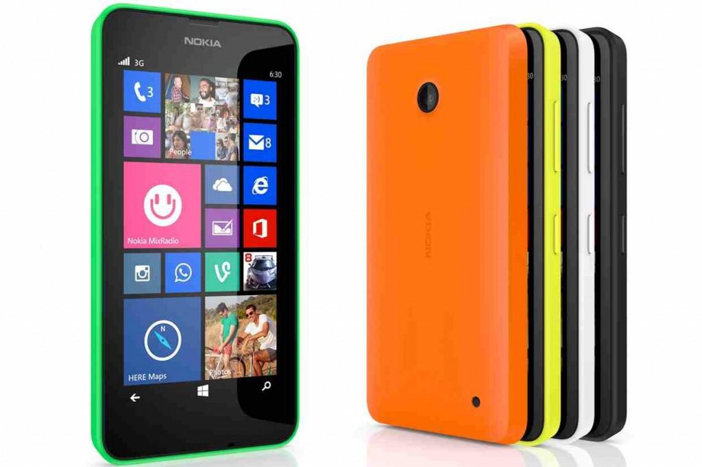 Cele mai mari reduceri la telefoane mobile si smartphone-uri - Nokia 630