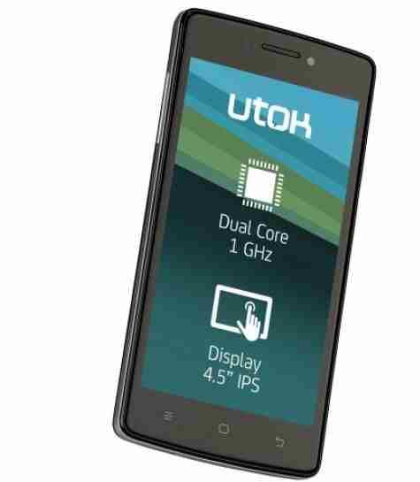 Cele mai mari reduceri la telefoane mobile si smartphone-uri - UTOK D45