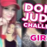 Don't Judge Challenge - o noua provocare social media devine virala