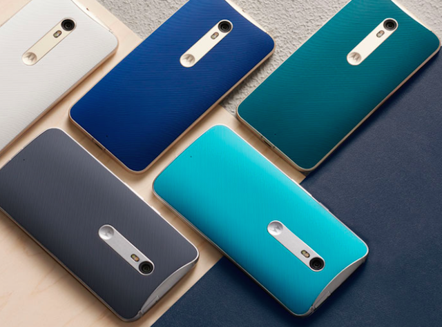 Motorola anunta smartphone-urile Moto X Style si Moto X Play