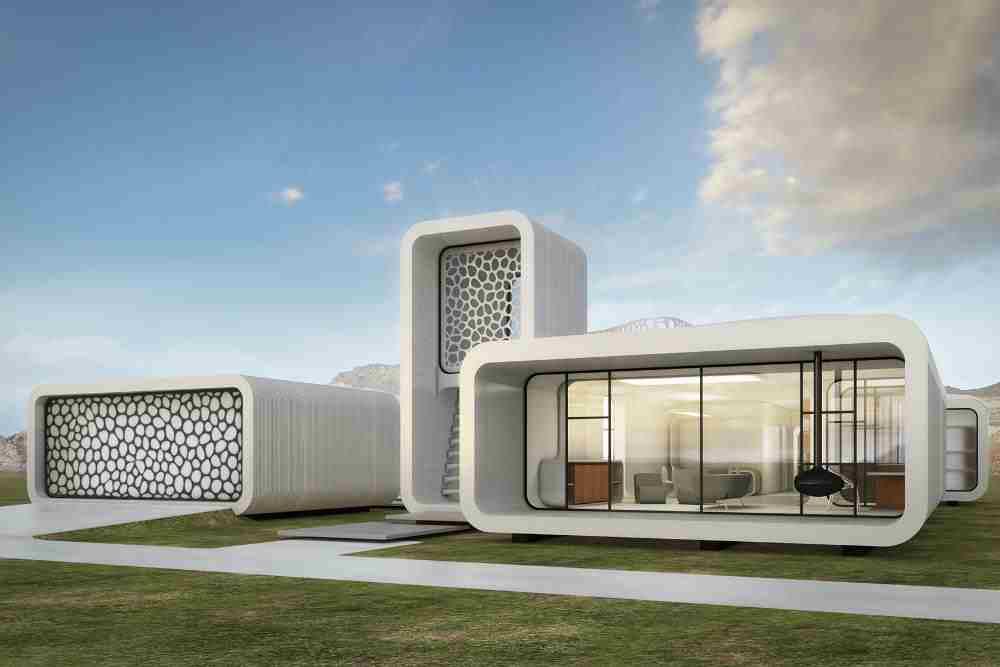 O cladire de birouri din Dubai va fi complet printata 3D