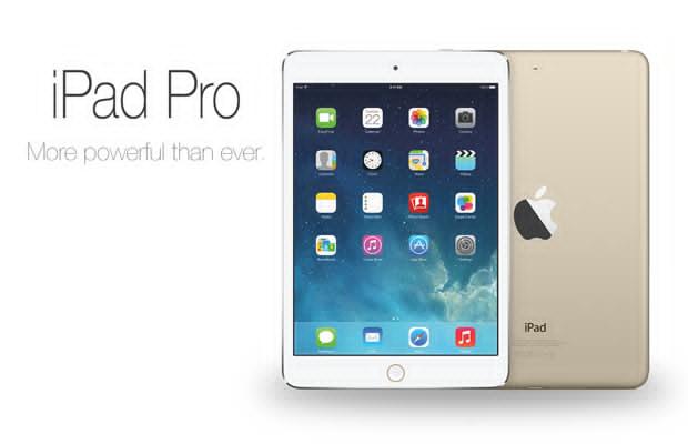 Se crede ca Sharp si Samsung vor fi furnizorii pentru panourile de display ale lui iPad Pro