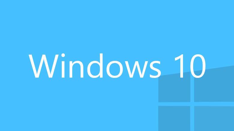 Sistemul de operare Windows 10 a fost terminat