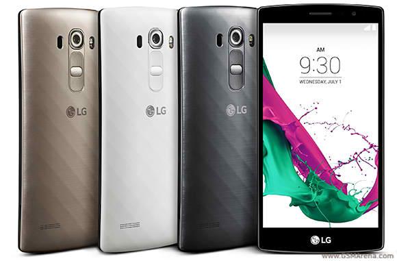 Smartphone-ul LG G4 Beat a fost anuntat - specificatii oficiale