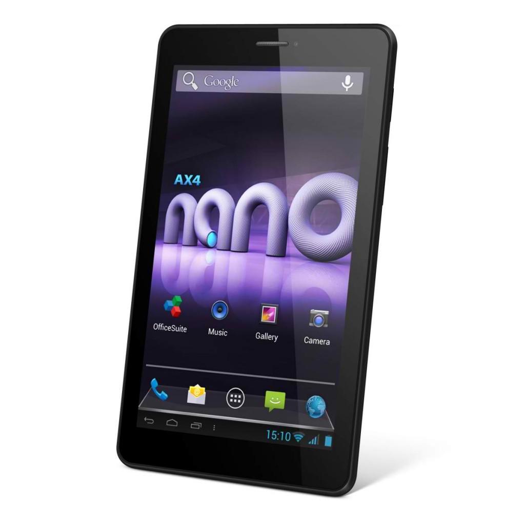 Tabletele cu cel mai bun raport calitate pret la reducere - Allview Ax4 Nano