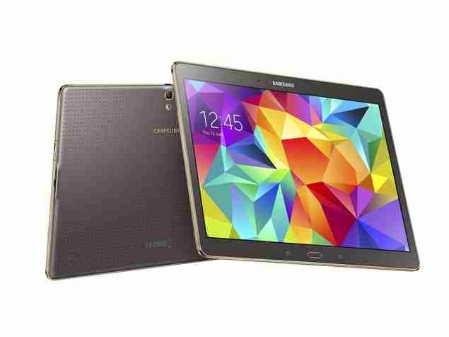 Tabletele cu cel mai bun raport calitate pret la reducere - Samsung Galaxy Tab S