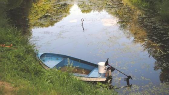 Un tanar a golit un lac pentru a-si gasi iPhone-ul