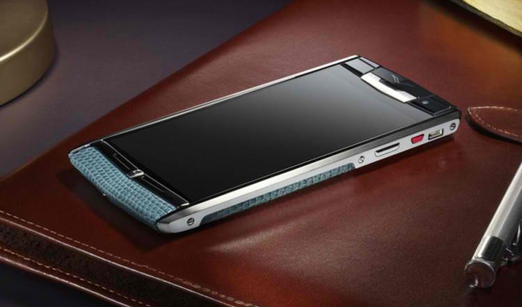 Viitorul smartphone Vertu are niste specificatii impresionante
