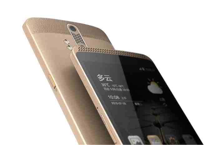 ZTE Axon Mini este primul smartphone dezvaluit cu tehnologia Force Touch