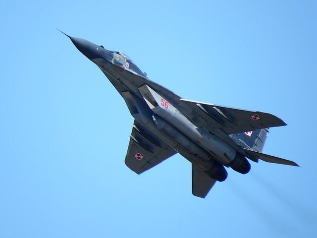 Cu 18000 de dolari poti inchiria un avion cu reactie MiG-29 in Rusia