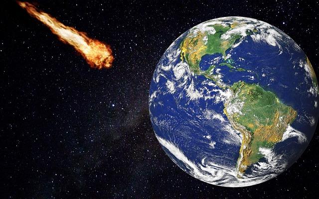 Este posibil ca un meteorit a ucis un barbat in acest weekend