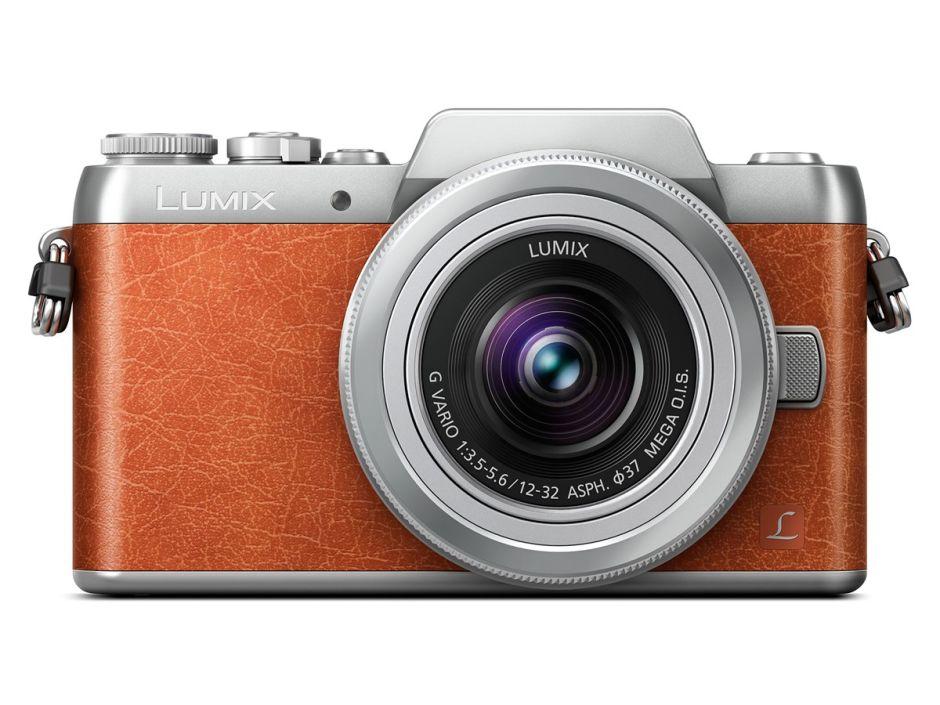 Panasonic Lumix GF8 este destinata iubitorilor de selfie-uri