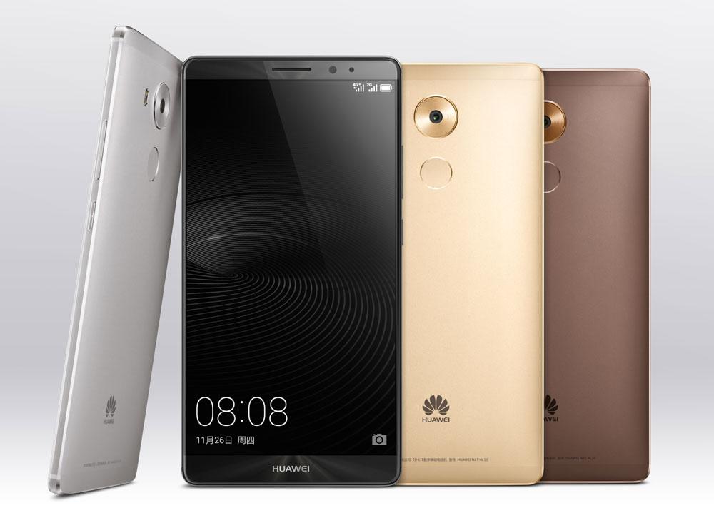 Huawei Mate 8 - primele informatii si data de lansare