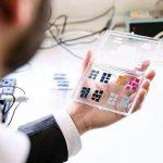 O companie dezvolta displayuri de telefon care nu necesita energie