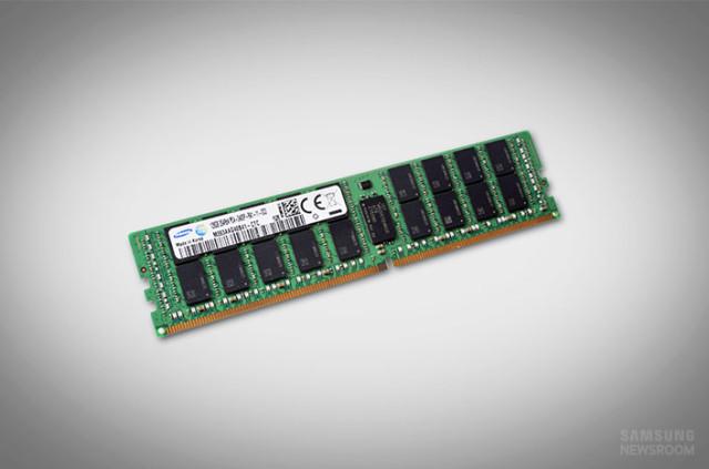 Samsung produce acum in masa module DDR4 de 128GB pentru servere