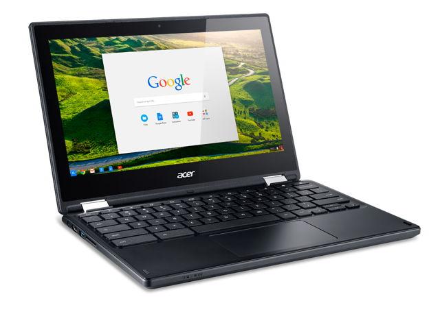 Acer Chromebook R11 - primul Chromebook convertibil al producatorului