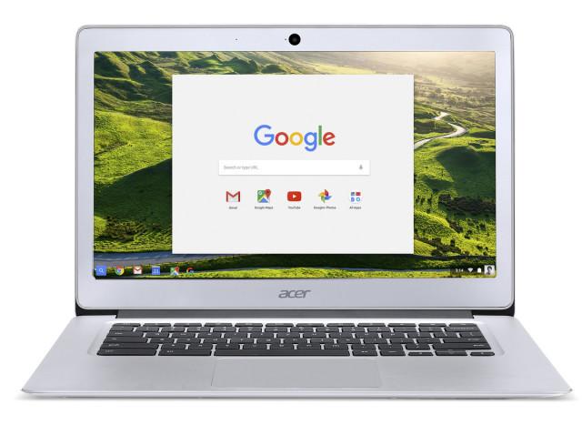 Acer dezvaluie un nou Chromebook cu o durata de viata a bateriei de 14 ore