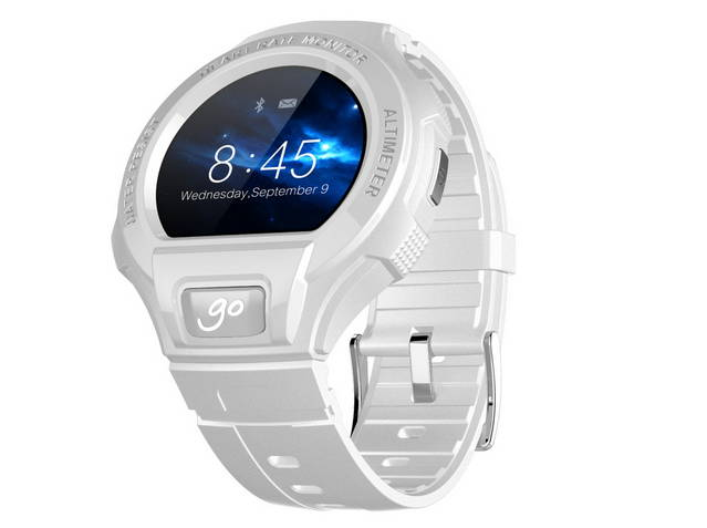 Alcatel anunta smartwatch-ul GO WATCH la IFA 2015