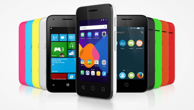 Alcatel confirma planurile pentru un smartphone Windows 10 Mobile