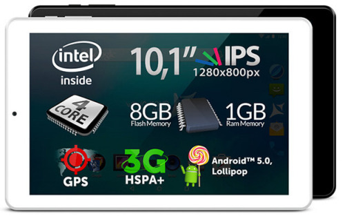 Allview lanseaza tableta Allview Viva i10HD