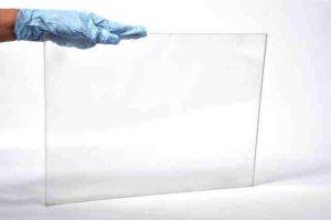 Aluminiul transparent este acum realitate