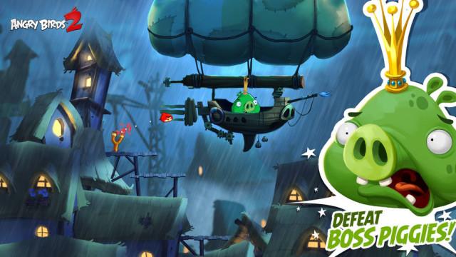 Angry Birds va zbura in curand pe Tizen