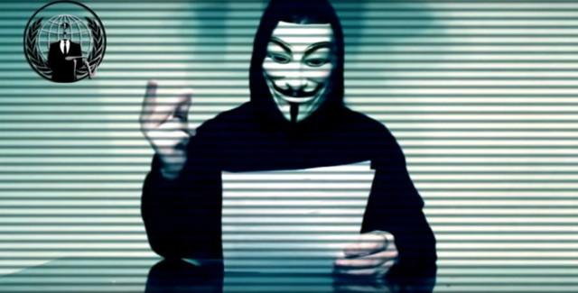 Anonymous ii declara razboi total lui Donald Trump