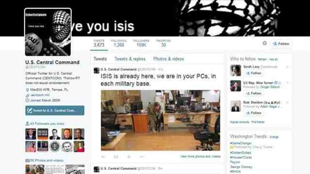 Armata Cibernetica a Statului Islamic raspunde la ziua ISIS de trolling
