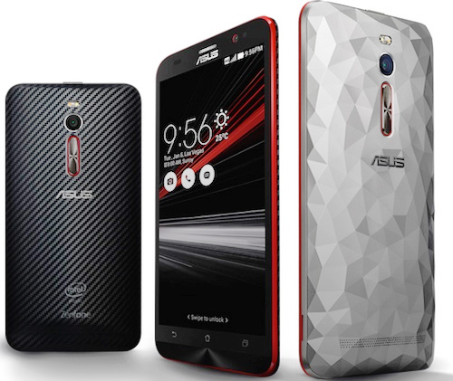 Asus Zenfone 2 Deluxe Special Edition a fost lansat oficial