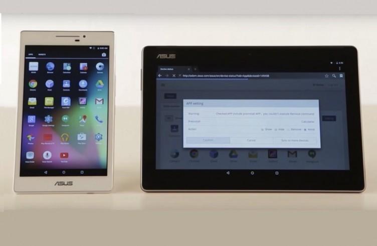 Asus anunta tableta Asus ZenPad M