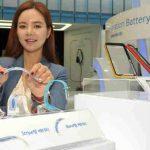 Bateriile flexibile ale Samsung ar putea conduce la aparitia unor dispozitive purtabile interesante