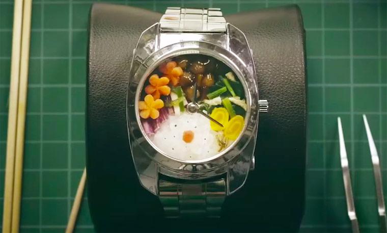 Bento Watch este un dispozitiv purtabil pe care il poti manca