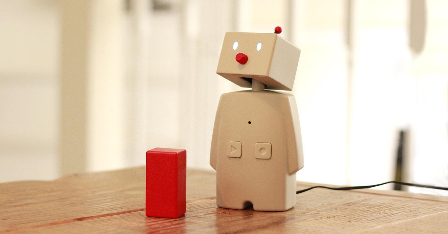 Bocco - robotul de familie